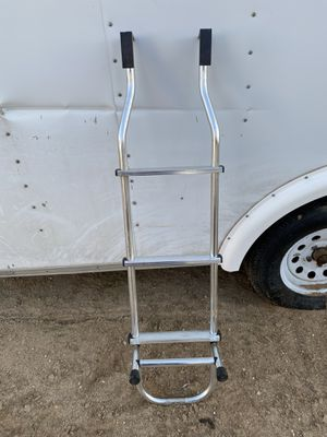 rv hangover ladder for motor home camper trailer 5th wheel for Sale in Victorville, CA