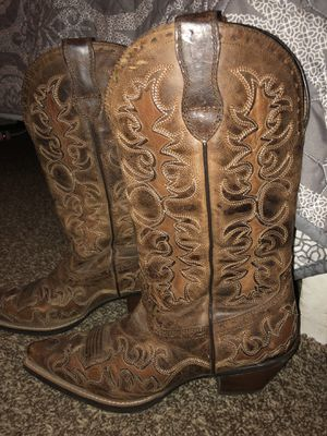 Genuine Leather Ariat Cowgirl Boots size 7.5 for Sale in Port Orchard, WA