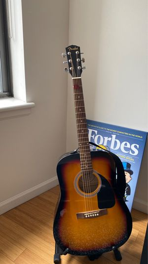 Fender Acoustic guitar for Sale in Brooklyn, NY