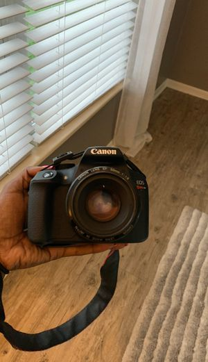 Cannon T6 for Sale in Columbus, OH