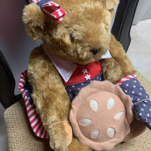 Baker Teddy Bear