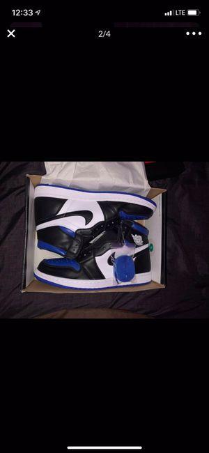 Jordan 1 royal size 11 for Sale in Houston, TX