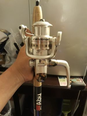 Abu Garcia Cardinal series rod and reel for Sale in Azusa, CA