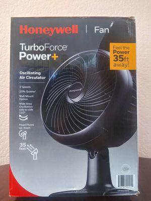 Honeywell Fan Turbo Force Power.! Ventilador circulador de aire for Sale in Las Vegas, NV