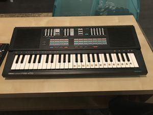 YAMAHA PSS-470 for Sale in Salt Lake City, UT