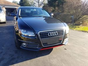 2012 Audi A4 Sline package for Sale in Silver Spring, MD