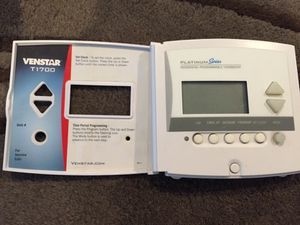 Venstar T1700 Platinum Series Thermostat for Sale in Los Angeles, CA