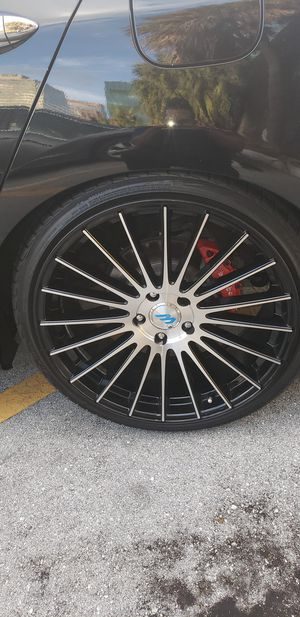 4 rims 20 new no tires for Sale in Sunrise, FL