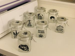 Stash jars! for Sale in Vancouver, WA