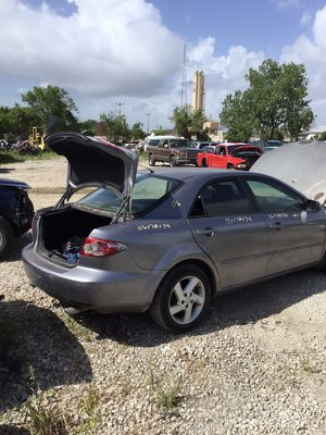 2006 Mazda 6 for parts for Sale in Houston, TX