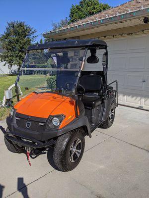 Hybrid UTV/ Golf Cart for Sale in Auburndale, FL