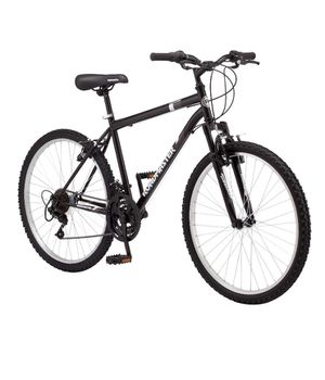Like NEW - Roadmaster Granite Peak Men's Mountain Bike, 26 In. wheels, black for Sale in Silver Spring, MD