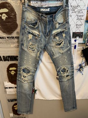 Preme Biker Jeans 🏍 for Sale in Hayward, CA