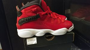 Like new Jordan 6 ring size 5.5 for Sale in Clifton Heights, PA