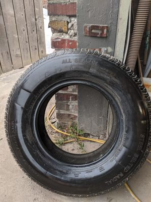 Unused Tire P205/75R14 All Season Steel Belted Radial for Sale in Seattle, WA