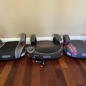 Graco Booster Car Seat (3 available) for Sale in Orinda, CA