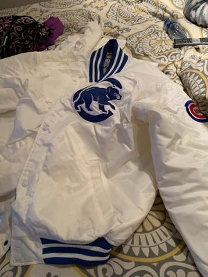 Chicago Cubs jacket for Sale in Bensenville, IL