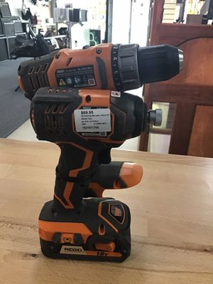 Rigid impact and drill for Sale in Riverside, CA