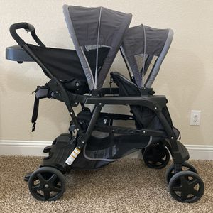 Graco Double Stroller for Sale in Frisco, TX
