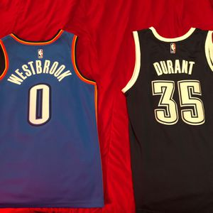 OKC - Kevin Durant (Size M) / Russell Westbrook (Size M). for Sale in Portland, OR