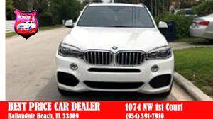 2015 BMW X5 for Sale in Hallandale Beach, FL