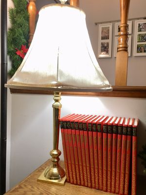 Nice heavy duty lamp for Sale in Columbus, OH