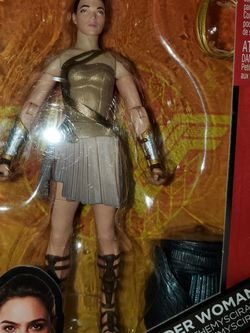 """DC Wonder Woman 6"""" NEW IN BOX for Sale in Gresham,  OR"""