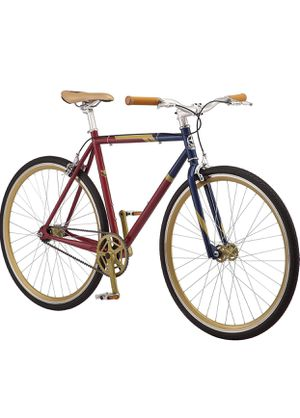 Brand new in box Limited edition Captain Marvel Schwinn single speed bike for Sale in West Valley City, UT