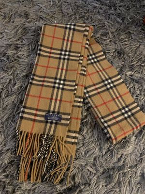 Scarf Burberry for Sale in Kent, WA