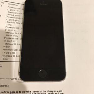 Apple iPhone SE for Sale in Arlington, VA