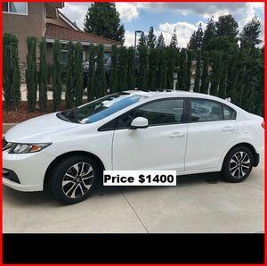 Price$1400 Honda Civic EXL for Sale in Reading, PA