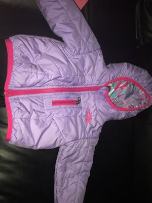 The North Face Baby Girl jacket for Sale in Gaithersburg, MD