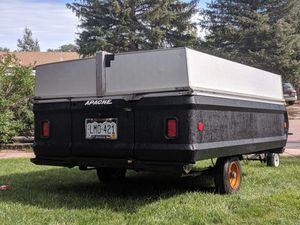 1969 Apaxhe Tent Pop Up Trailer for Sale in Colorado Springs, CO