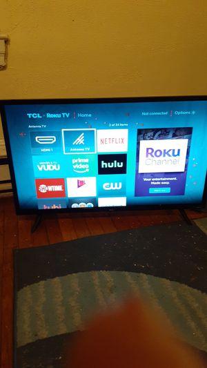 "32"" roku smart tv for Sale in Philadelphia, PA"