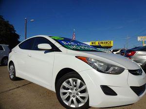 2011 Hyundai Elantra for Sale in Garland, TX