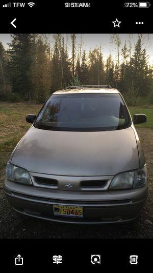 2000 Oldsmobile Silhouette for Sale in Wasilla, AK