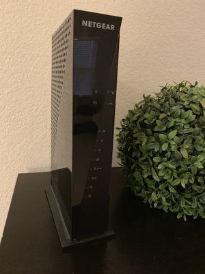 Netgear AC1750 C6300 Modem/Router for Sale in Queen Creek, AZ