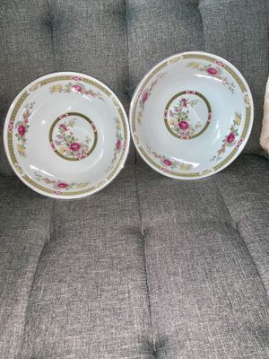 "Vintage Spring Garden by Royal Gallery 9"" Bowls for Sale in Mountain View, CA"