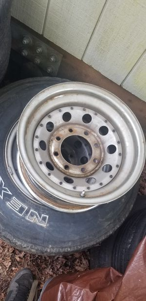 8x6.5 wheel spares for Sale in Portland, OR