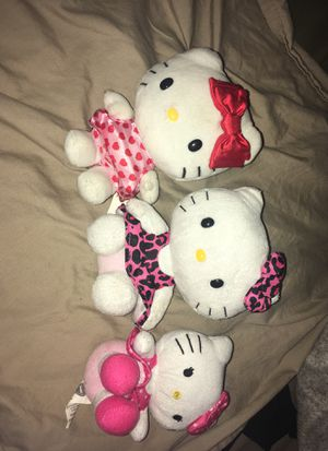 Hello kitty Collectable stuffed animals for Sale in Pawtucket, RI