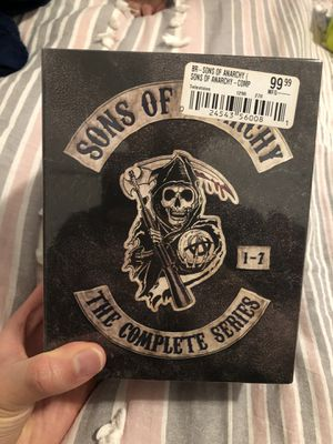 Sons Of Anarchy Blu Ray DVD Set for Sale in Queens, NY