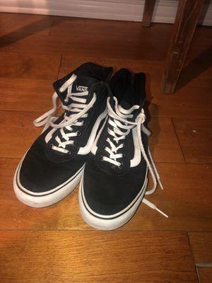 black skate high Vans for Sale in Mesquite, TX