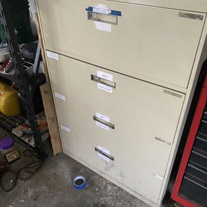File Cabinet for Sale in Puyallup, WA