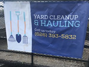 Yard Cleanup for Sale in Santa Monica, CA