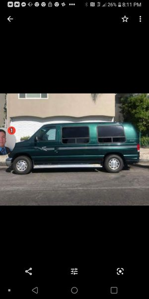 2000 Mark 3 Ford Excursion for Sale in Long Beach, CA