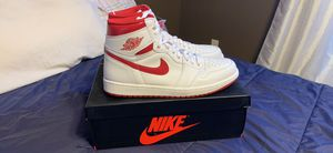 "Jordan 1 ""Metallic Red"" Size 12 NEW for Sale in Tupelo, MS"