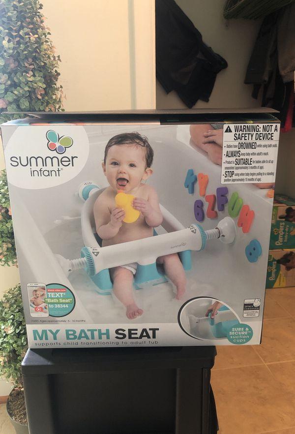 Summer infant- MY BATH SEAT