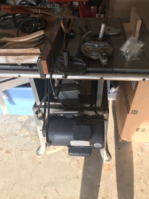 Rockwell Model 10 Table Saw for Sale in East Providence, RI