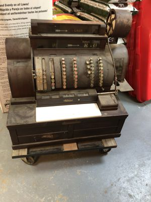 Old cash register for Sale in High Point, NC
