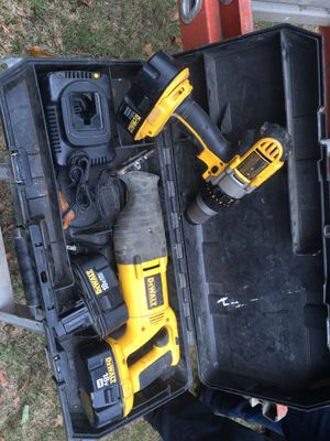 Saw saw and hammer drill for Sale in College Park, GA